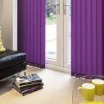 Purple Window Treatments Ideas