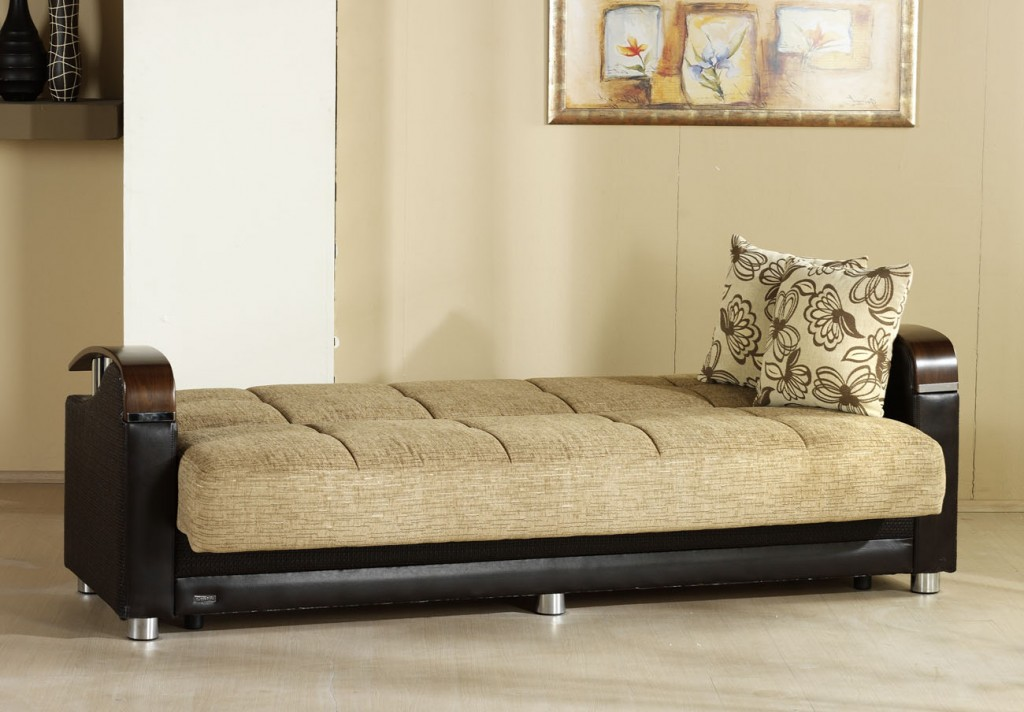 Queen Futon Bed