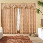 Recessed Window Curtains
