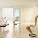 Remote Controlled Vertical Blinds