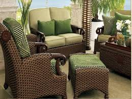 Wicker Patio Furniture Chair