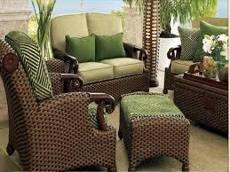 Resin Wicker Patio Furniture Chair