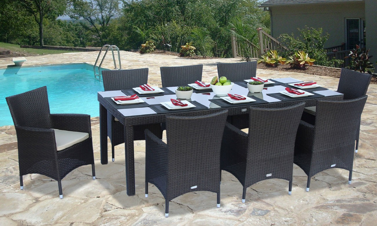 Creative 30  Resin Patio Furniture
