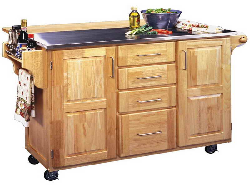 Rolling Kitchen Islands