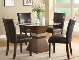 Roud Glass Dining Tables