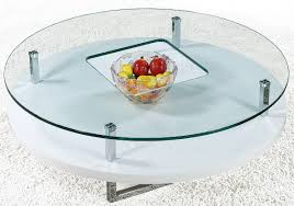 Round Living Room Tables