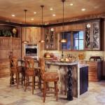 Rustic Kitchen Decor
