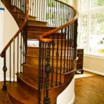 Rustic Wrought Iron Balusters