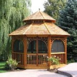 Screen Gazebo