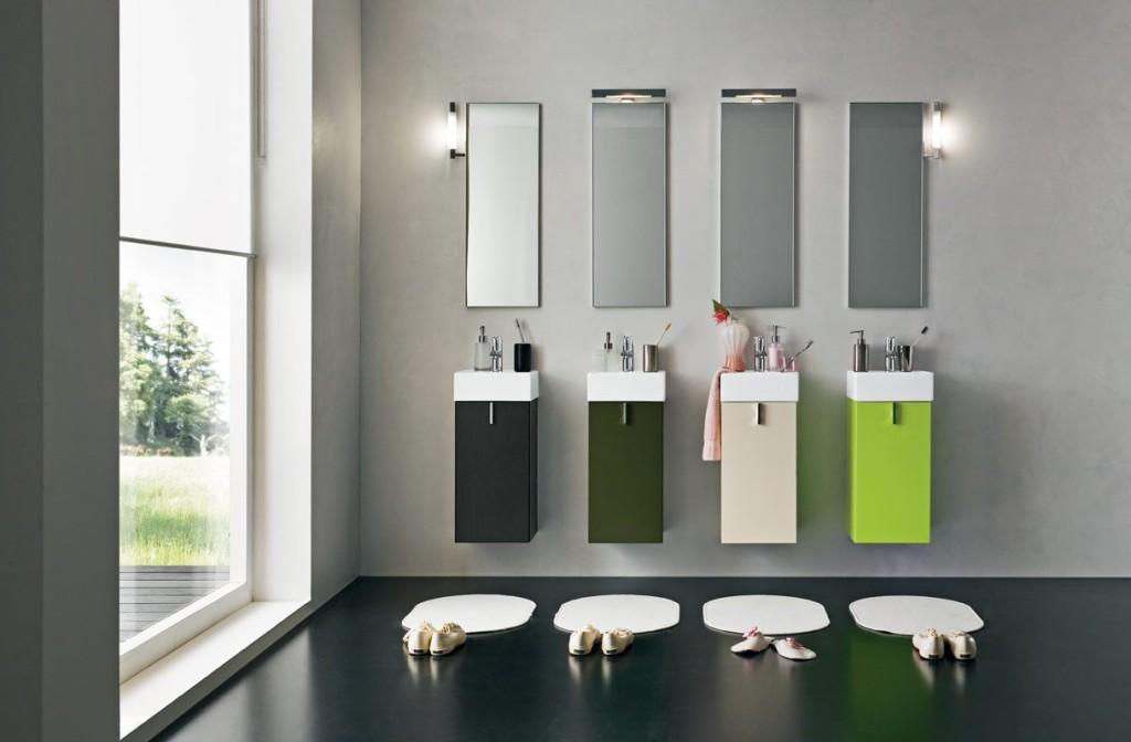 Simple Contemporary Bathroom Lighting Ideas