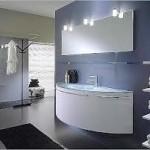 Single Bathroom Mirrors