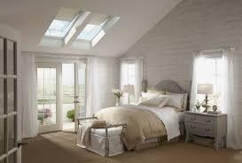 Skylight Windows in Bedroom