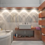 Small Bathroom Contemporary Bathroom Light Fixtures