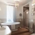 Small Bathroom Window Curtains