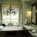 Small Bathroom Window Treatment Ideas