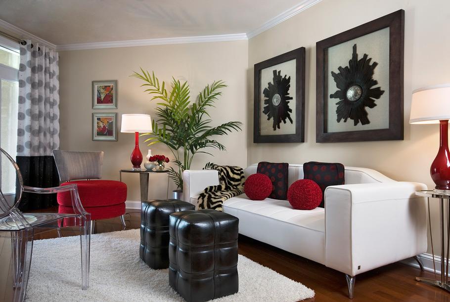 Small Living Room Decor (3162)
