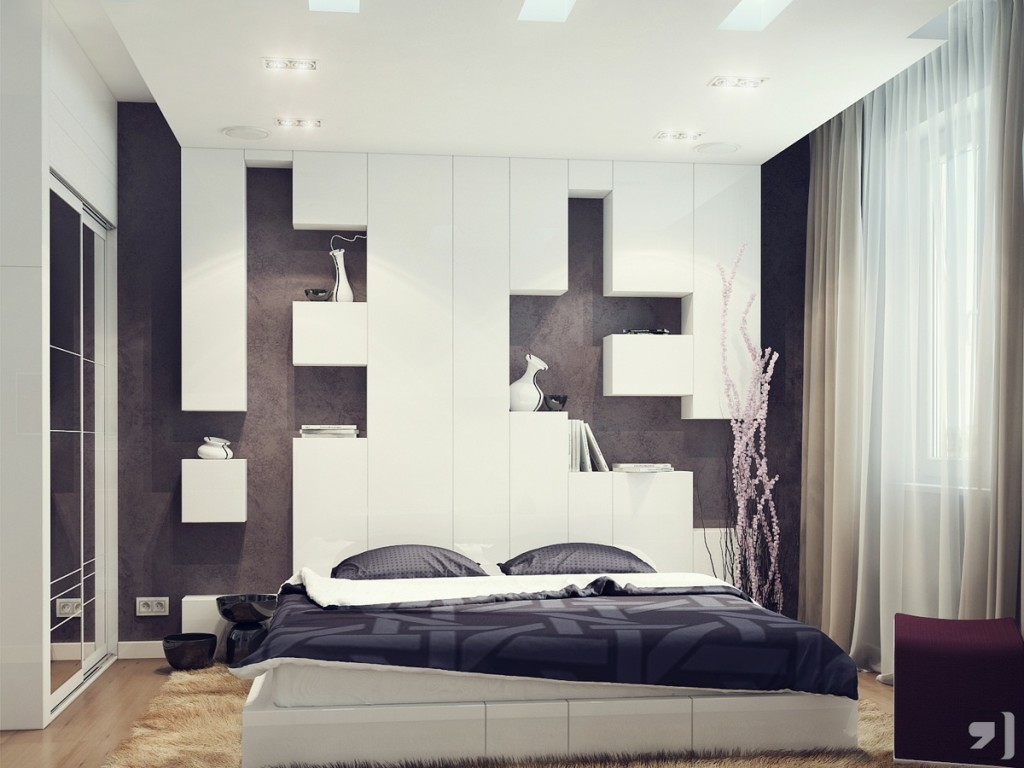 Small Modern Bedroom Design