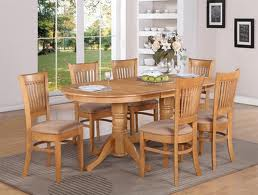 Solid Oak Dining Table Sets