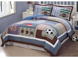Sports Bedding Ideas