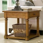 Square Living Room End Tables