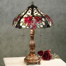 Stained Glass Table Lamps