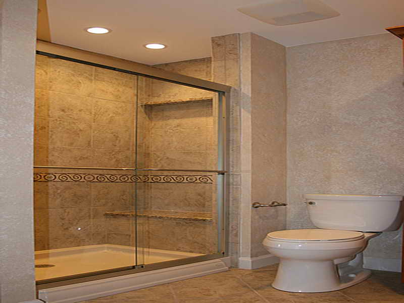 The top 20 small bathroom design ideas for 2014 qnud for Stand up shower ideas