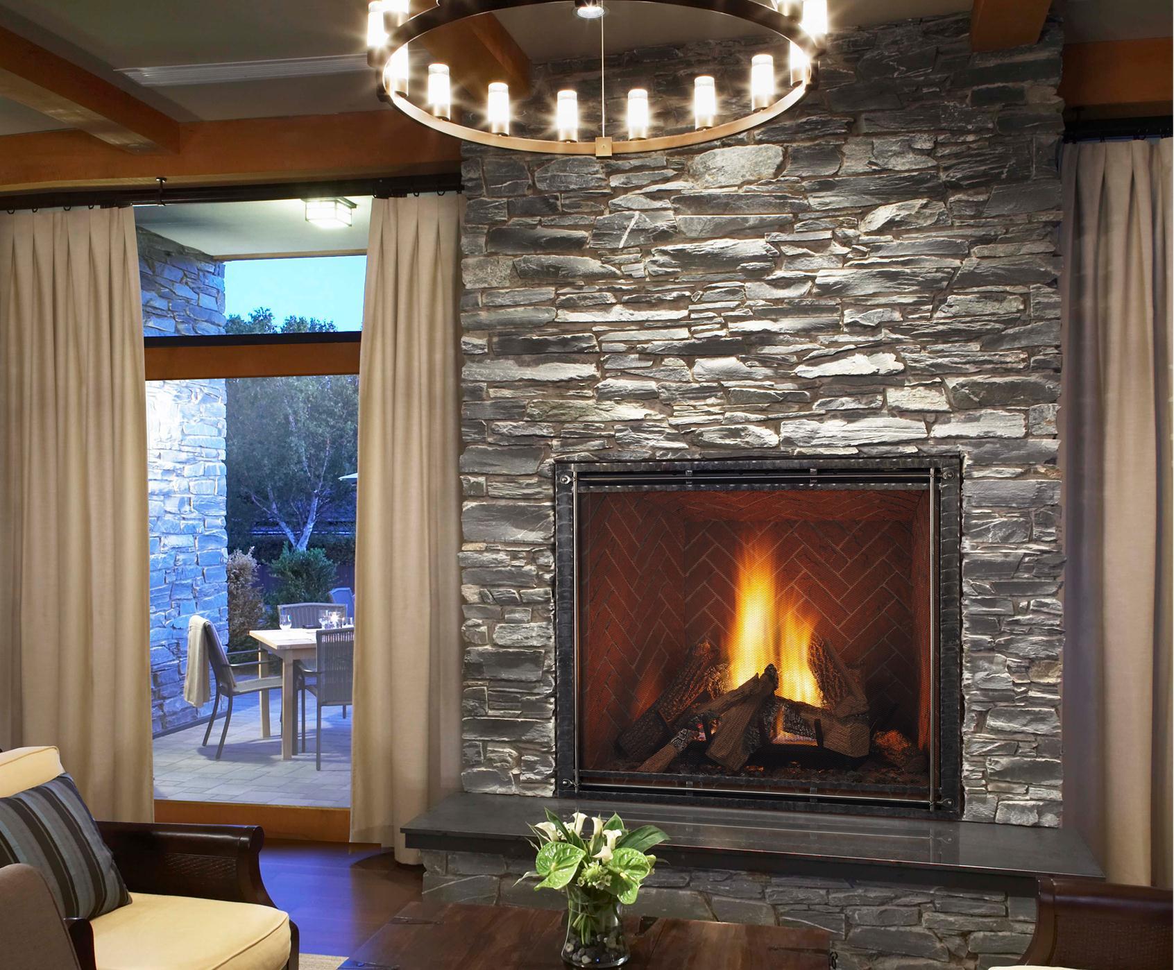 Stone Fireplace Designs Qnud