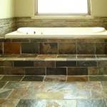 Stone Floor Tiles Bathroom