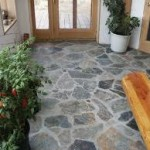 Mosaic Stone Floor Tiles
