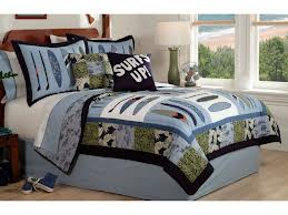 Teen Boy Bedding Ideas
