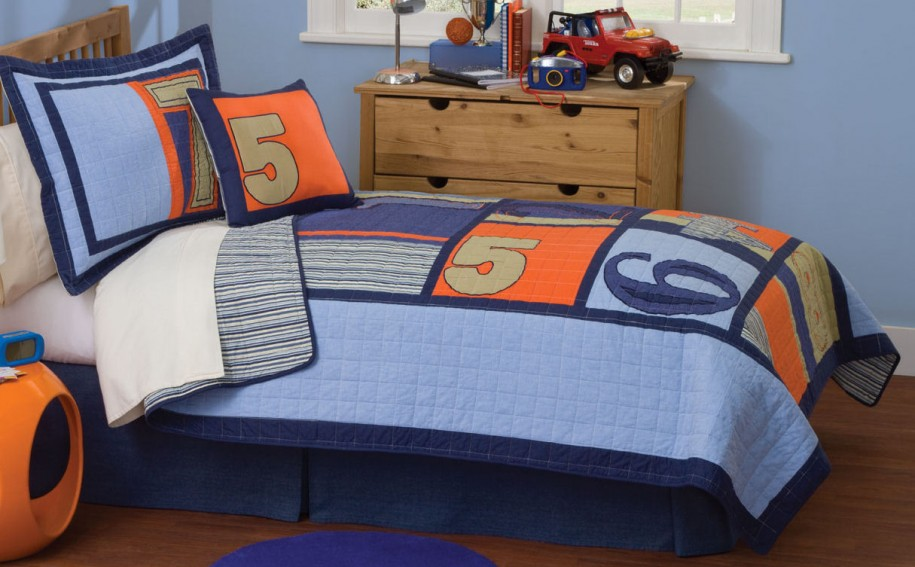 Teen Boy Bedding