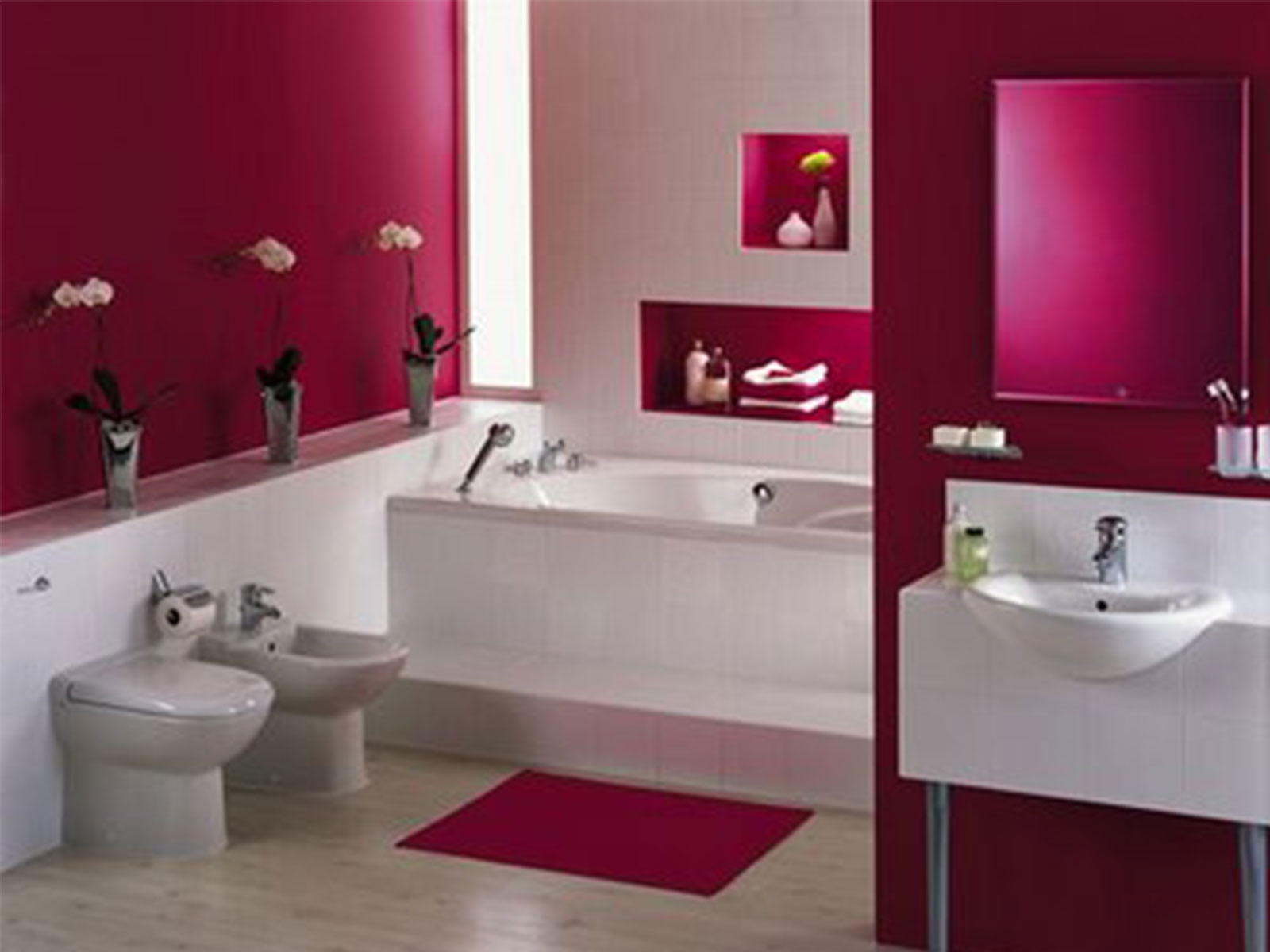 teen girls bathroom - Bathroom Designs For Kids