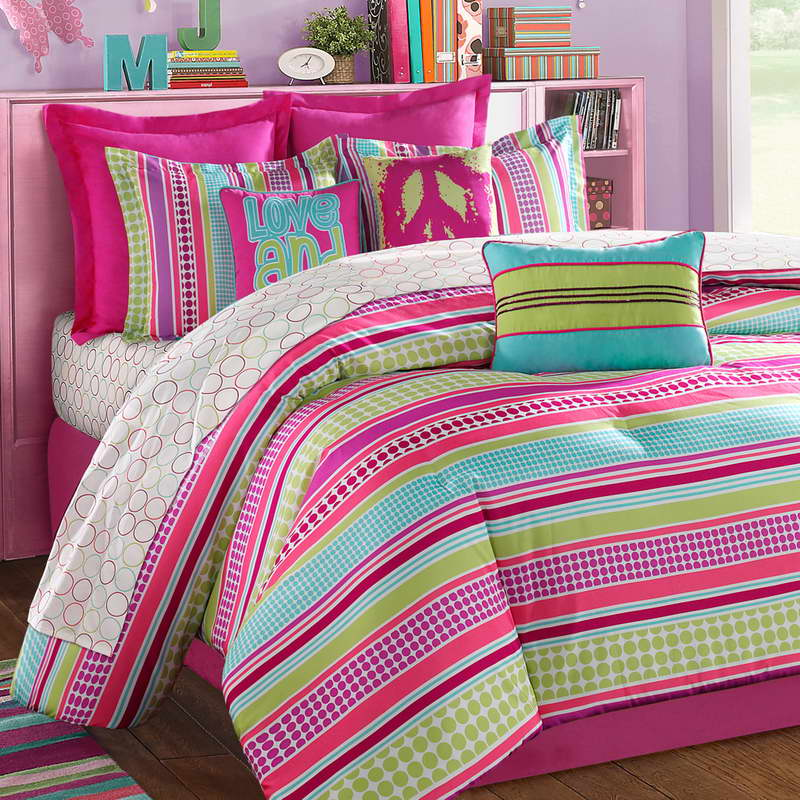 Teenage Girls Bedding