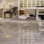 Tile Flooring in the Bathroom