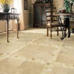 Tile Flooring in the Dining Room