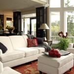 Traditional Living Room Design
