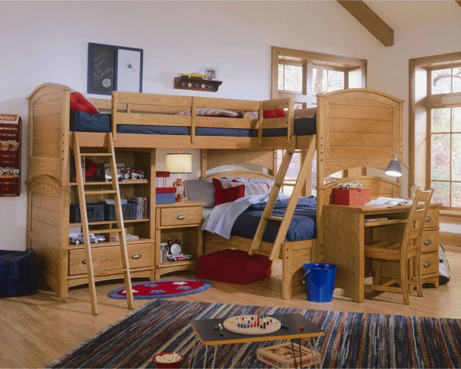 Triple Bunk Beds (2892)