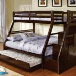 Twin Over Queen Bunk Bed