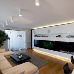 Ultra Modern Modern Living Room