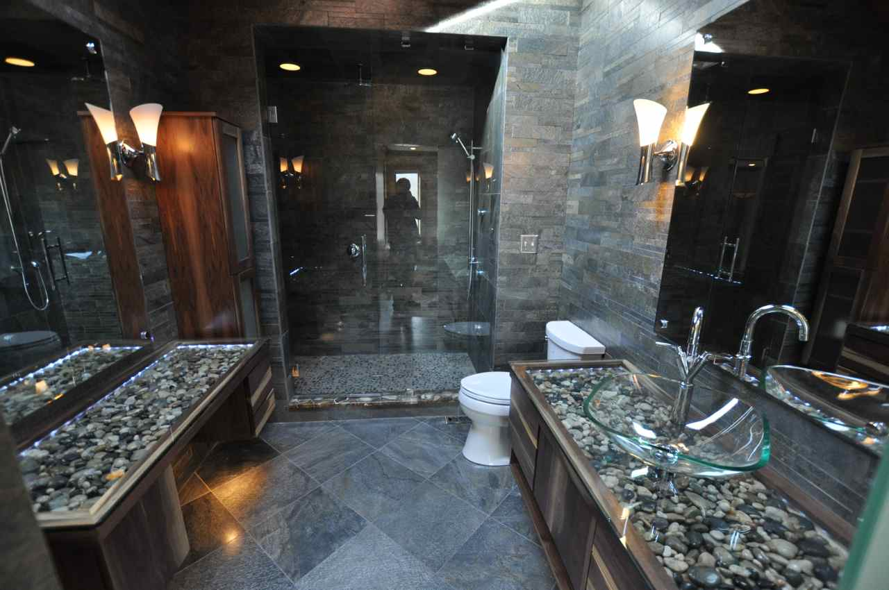 Unique bathroom ideas 6485 for Unique small bathroom designs