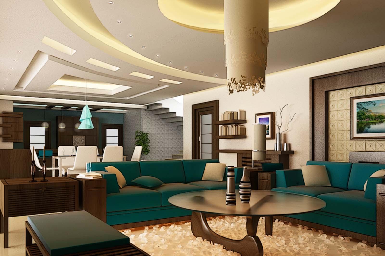 Ceiling Lights Living Room Chandelier