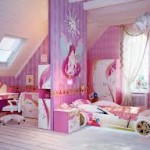 Unique Girls Bedroom Design