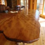 Custom Rustic Dining Table