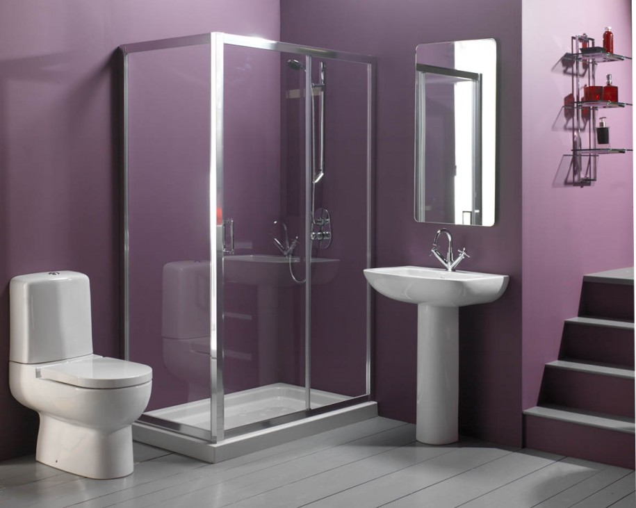 Top 25 small bathroom ideas for 2014 qnud - Clever small bathroom designs ...