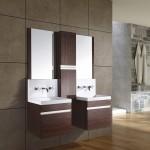 Victorian Double Sink Bathroom Vanities