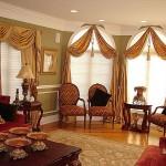 Luxury Window Treatments Ideas