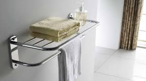 Mounting Towel Racks in the Bathroom