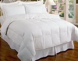 Washing Down Comforter