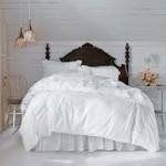 White Bedding Sets