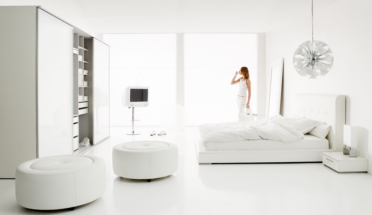 21 must see white bedroom ideas for 2014 qnud. Black Bedroom Furniture Sets. Home Design Ideas